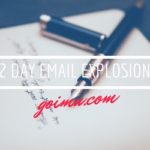 2 Day IMU Email Lead Explosion
